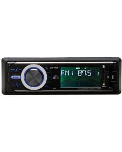 FM/AM - Autoradio met Bluetooth en RDS CAU-439BT