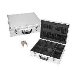 Aluminium Gereedschapskoffer 457x33x152mm