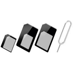 SIM card adapter set