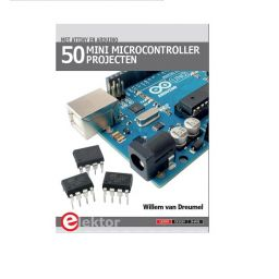 50 Mini microcontroller projecten - 2de druk