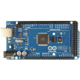 Arduino MEGA - gebaseerd op de ATMEGA2560 Rev 3