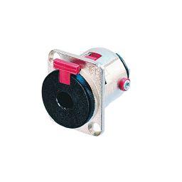 6,3mm Stereo Chassis Vrouwelijk - Metaal - Neutrik