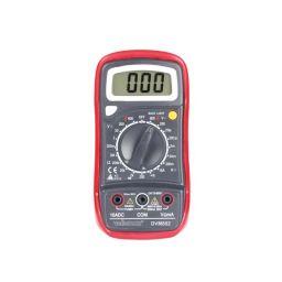 Digitale multimeter CAT. III 600 V
