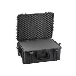 Harde koffer - 594 x 473 x 270 mm - met schuimrubber