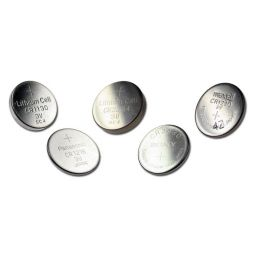 Lithium Button Cell 3V cilindr 950mAh  - 24,5 x 7,7mm