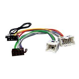 ISO car radio adapter - Universal - power + 4 loudspeakers - 0,2 M NISSAN