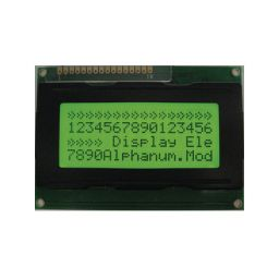 LCD 4x16 characters led backlight alfanumerische module