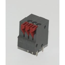 3p multiconnector met veerklemmen