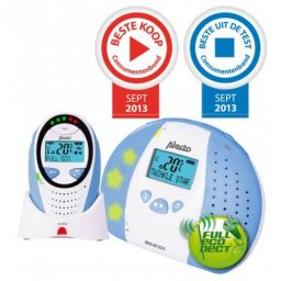 ECO DECT babyfoon met display