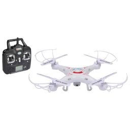 Drone - Quadcopter met HD - camera - 2.4 GHz