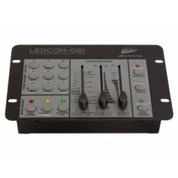 LEDCON-02 -MK2 Multifunct. LED controller met grote flexibiliteit