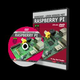 DVD Masterclass - Leren werken met Raspberry - Pi