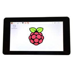 "Raspberry PI 7""  LCD Touch Screen"