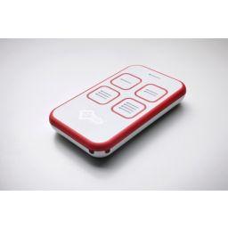 Programmeerbare Afstandsbediening AIR4V rood