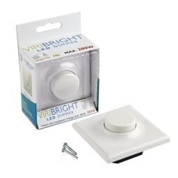 LED Dimmer 230VAC 1A/200W Voor dimbare Viribright LEDs
