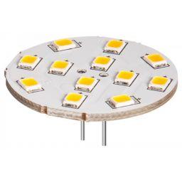LED spotlight 2W - G4 190lm 6200K