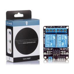 Relais module 2 kanaals voor Arduino & Raspberry Pi