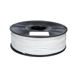 1,75mm ABS-draad wit - 1kg