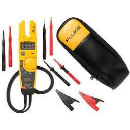Elektrische tester 1000V AC/DC AC-stroom, weerstand,doorgang   met T5-kit1