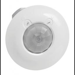 Bewegingsmelder 360° plafonduitvoering wit IP41