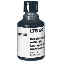 Coating voor luidspreker membraan 50ml zwart