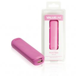 Powerbank 2200 mAh 5 V - 1 A rose