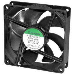 Sunon Ventilator- 24VDC - 120 x 120 x 25mm -183m³/h - 44dBA