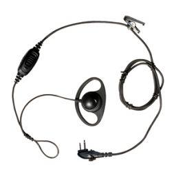 Oorschelpje met microfoon & VOX - voor HYT zend/ontvangers