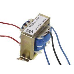 Open frame transformator 12-0-12V 250mA