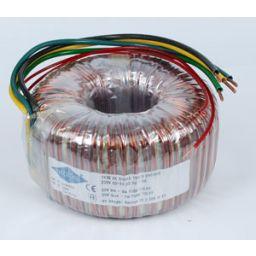 Ringkerntransformator 500VA 2x25V 10A