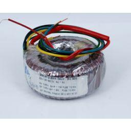 Ringkerntransformator 80VA 2x25V 1,6A