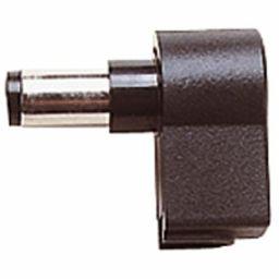 DC Voedingsstekker 3,4 x 1,1mm - Lengte: 10mm - Haaks