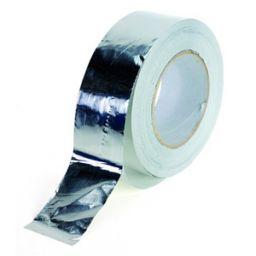 Aluminium tape 50mm x 50m Voor universeel gebruik