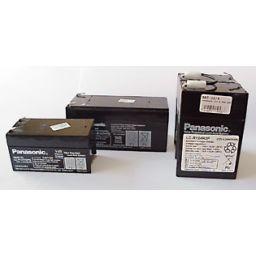 Herlaadbare Lood Accu - 12V / 2,2Ah - 178 x 34 x 66mm