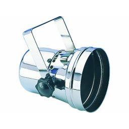 Projector voor PAR 36 lamp - Zilver