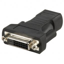 HDMI vrouwelijk  DVI-D vrouwelijk (18+1)