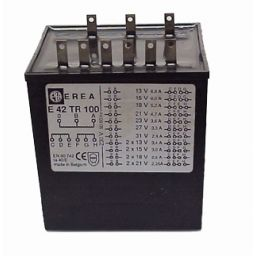 Bloktransformator  100VA 20-22-24-26-28,5-31-40-44-48-5 2-57-62V