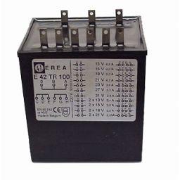 Bloktransformator  160VA 21-23-25-28-30,5-33-42-42-46-5 0-56-61-66V