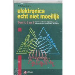 Elektronica echt niet moeilijk 1, 2, 3 - experimenten met gelijkstroom, wisselstroom en digitale techniek