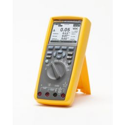 True RMS multimeter met datalogging en trend capture