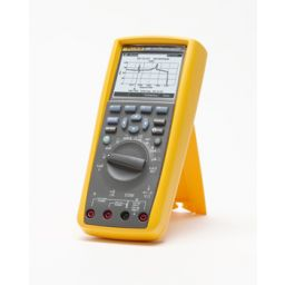 True RMS multimeter met datalogging, trend capture en laagdoorlaatfilter