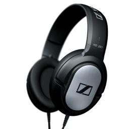 Gesloten, dynamische stereo hoofdtelefoon