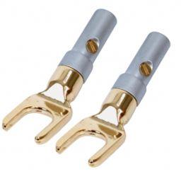 High-end Spade pluggen - 2 stuks