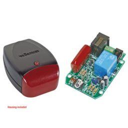 Telefoon 'bel'-detector met relais uitgang