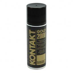 Kontakt Gold 2000 - 200ml - Smeermiddel