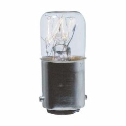 LR lamp BA15D 5W 24V 35mm