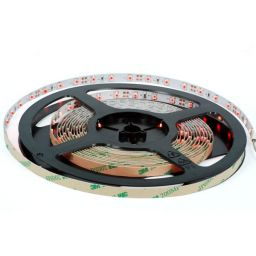 Flexibele ledstrip IP22 - Rood - 300 LEDs - 5 meter