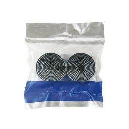 Velcro haakjes + lusjes 20mmx1m HPX Zwart