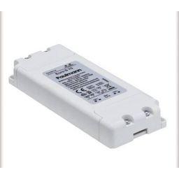 Elektronische transfo 35-105VA extra plat