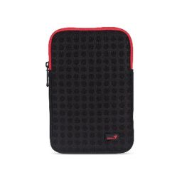 """Genius - beschermhoes voor e-book reader of tablet 7"""" - zwart + rood - gs-721"""